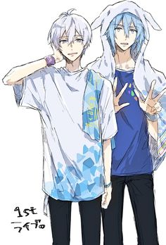 who are these hoes Character Art, Character Design, Anime Friendship, Anime Group, Cute Games, Hot Anime Guys, Manga Boy, Manga Drawing, Pretty Art