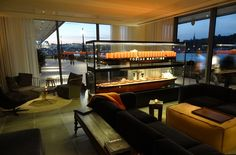 Sea Containers, Mondrian Hotel || HotelChatter