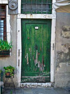 Italy Door #2 by Jay Hill http://www.riverwindgalleryart.com/jay-hill-italy.html