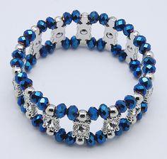 Pretty Glass Bracelet.