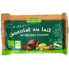 Naturalia, magasins bio et nature - chocolat-cristal-mel-etud-100g - epicerie-sucree - chocolat-au-lait