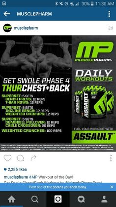Mp workout of the day arnold blueprint to mass chestbackabs thursday chestback malvernweather Choice Image