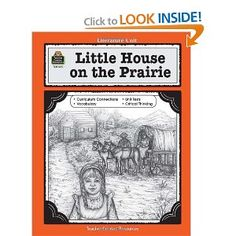 A Guide for Using Little House on the Prairie in the Classroom (Literature Units): Linda Lee Maifair: 9781557345394: Amazon.com: Books