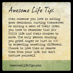 Awesome life tip