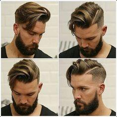Stylish Hairstyles for Medium Hair 2020 Men Medium Hairstyles Medium Haircuts Stylish Men Hairstyles Of 97 Best Stylish Hairstyles for Medium Hair 2020 Mens Hairstyles With Beard, Hair And Beard Styles, Hairstyles Haircuts, Haircuts For Men, Mens Hairstyles Medium Undercut, Haircut Men, Stylish Hairstyles, Gorgeous Hairstyles, Men Undercut