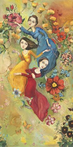 They Dreamed and Danced by Cassandra Christensen Barney