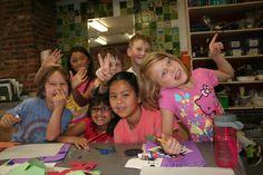 Summer Creativity Camp 2015 at the Ann Arbor Art Center
