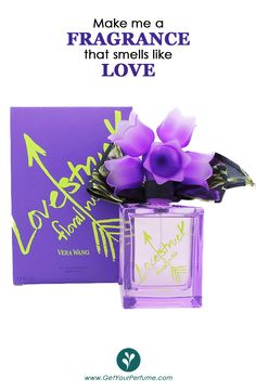 Capture once again that swirling exhilaration you felt when it was love at first… Business Products, Parfum Spray, Love At First Sight, Vera Wang, Fragrances, You Got This, Perfume Bottles, Felt, Cosmetics