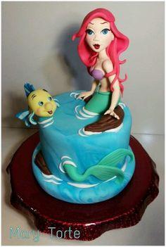 Little mermaid - Mary Torte