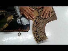 Hello Viewers Welcome To MMS DESIGNER. This video will show you how to create a beautiful and simple way MMS Latest Blouse Back Neck designs Easy Cutting and. Chudi Neck Designs, Saree Blouse Neck Designs, Fancy Blouse Designs, Sewing Blouses, Stylish Suit, Sparkle, Malu, Autumn Lake, Simple