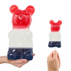 PATRIOTIC GUMMY BEAR