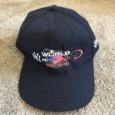 Vintage 2001 World Series Arizona DiamondBacks New York Yankees Snapback Hat Era #NewEra #ArizonaDiamondbacksNewYorkYankees