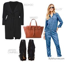 Trend to wear now and later http://stylishcurves.com/how-to-wear-the-long-jacket-trend-now-and-later-plus-size-fashion/