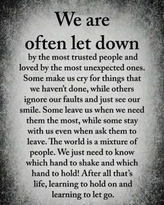 Motivacional Quotes, Great Quotes, Words Quotes, Quotes To Live By, Sayings, Let Down Quotes, Trust No One Quotes, Crush Quotes, People Quotes