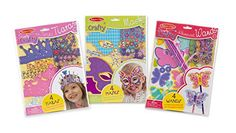 Melissa & Doug Simply Crafty Activity Kits Set: Terrific ... https://www.amazon.com/dp/B00TU538XC/ref=cm_sw_r_pi_dp_x_V.yZybPN80DCH
