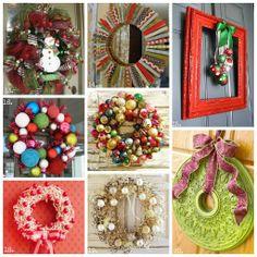 20 Christmas Wreaths
