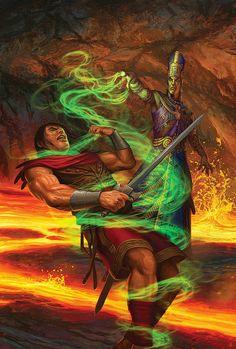 Dark Horse Cover of the Day: Conan The Avenger #12