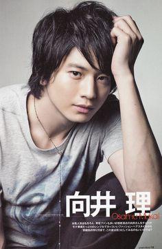 Osamu Mukai | むかい おさむ | D.O.B 7/2/1982 (Aquarius) Japanese Boy, Nihon, Asian Actors, Asian Boys, Ulzzang, Celebrities, Musica, Celebs, Asian Guys