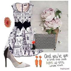 Eleganckie biało-czarne sukienki Peplum, Black And White, Tops, Women, Fashion, Black White, Moda, Black N White, Fashion Styles