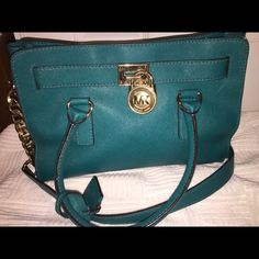 Michael Kors Bag! Unique color, perfect for summer! Michael Kors Bags Shoulder Bags