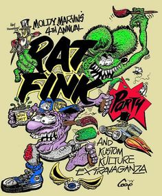 Rat Fink Museum | Moldy Marvin's 4th Annual Rat Fink.Party