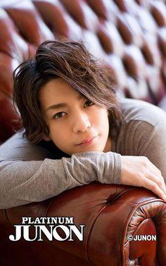 Shohei Miura Image of - Finja Daytime Shooting Star, Japanese Boy, My Crush, Asian Boys, Cute Guys, Actors & Actresses, Handsome, Singer, Long Hair Styles