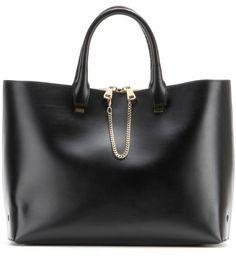 Chloé - Baylee Medium leather tote - mytheresa.com GmbH