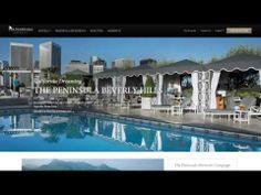 """Lichtinstallation in Hongkong: Romantische Liebesbotschaft auf """"The Peninsula""""-Hotel"""
