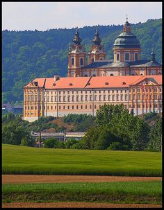 Melk Austria, Austria Map, Wachau Valley, Danube River Cruise, Cruise Europe, Cathedral Church, Kirchen, Eastern Europe, Cathedrals