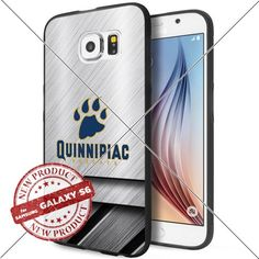 Case Quinnipiac Bobcats Logo NCAA Gadget 1476 Samsung Galaxy S6 Black Case Smartphone Case Cover Collector TPU Rubber original by Lucky Case [Metal BG] Lucky_case26 http://www.amazon.com/dp/B017X140BS/ref=cm_sw_r_pi_dp_rNPswb0JKBE2J