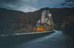 Eltz Castle - One of the shots I've taken during my trip through Germany. The weather was rainy and foggy but it didn't matter becouse this castle looks beautiful regardless of weather conditions.