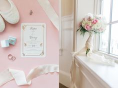 River House | Blush & Ivory Wedding Details | Wedding Dress | Bridal Flats | St. Augustine Photographer | Engagement Photography | The Copper Lens | Bouquet | The Mrs Box | Ring Box | Bridal Flats