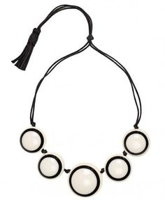 Graphic necklace by Bungalow 8 for Shop Latitude