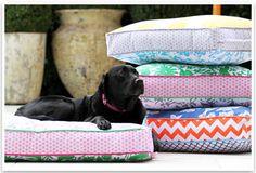 Pooccio Dog Beds | Pretty Fluffy