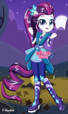 MLPEG Legend of Everfree Crystal Guardian Rarity Dress Up Game : http://www.starsue.net/game/Crystal-Guardian-Rarity.html Have Fun! ♥