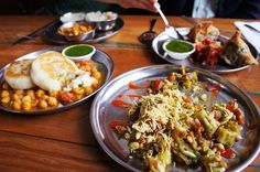 Eat - Indian Food from Bollywood Theater in pdx