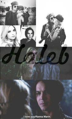 Haleb-the fact that there no longer a couple makes me really sad