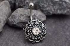 Victorian Belly Ring