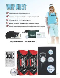 6e2667e69ef Golf Outing Kits  Specializing in golf outing kits
