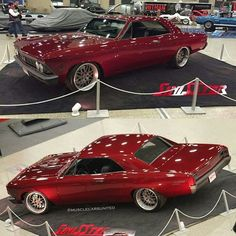 66 chevelle pro touring lateral g magazine Sinisster mesh wheels..Re-Pin..Brought to you by #HouseofIns. in #EugeneOregon