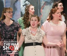 Jessica, Julie and the girls go up against the men in a rousing standoff ,, The Long and the Short and the tall. Design Consultant, Theatre, War, Disney Princess, Girls, Women, Fashion, Toddler Girls, Moda