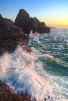 Waldport, Oregon | by Jamie MacIsaac Seattle~~