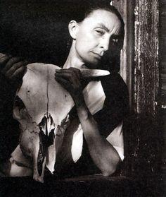 inneroptics:Alfred Stieglitz, Georgia O'Keeffe, 1918