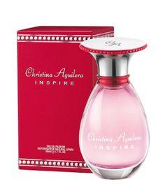 Inspire Christina Aguilera perfume - a fragrance for women 2008