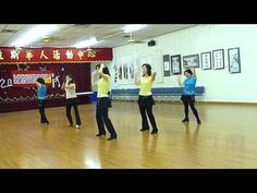 Domino - Line Dance (Dance & Teach)