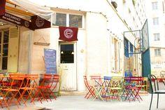 L'Estaminet des Enfants Rouges 39 rue de Bretagne, 75003 Paris sur TV Le Marais