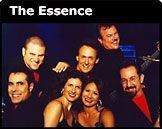 The Essence Band - exciting signature band for the Agency - plays a wide variety of music for all ages and all tastes.  Wedding Dance Band Orange County Los Angeles