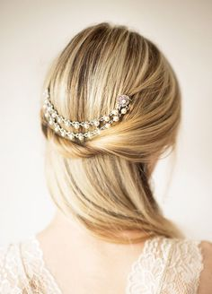 Wedding Hairstyles, Wedding Hairstyles for Long Hair, Bridal Beauty, Bridal Hairstyles || Colin Cowie Weddings