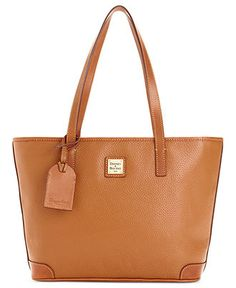 0055e2b2f91b Dooney  amp  Bourke Pebble Charleston Shopper - Dooney  amp  Bourke -  Handbags  amp