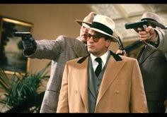 "Robert De Niro as Al Capone in ""The Untouchables"""